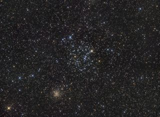 M35 from Ontario Night Sky
