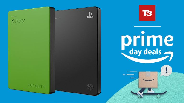 Seagate PS5 game drives Prime Day