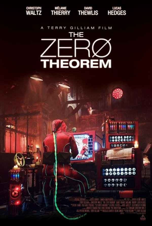 See The Zero Theorem Poster That Was Banned For Nudity