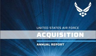 USAF Acquisition Annual Report logo