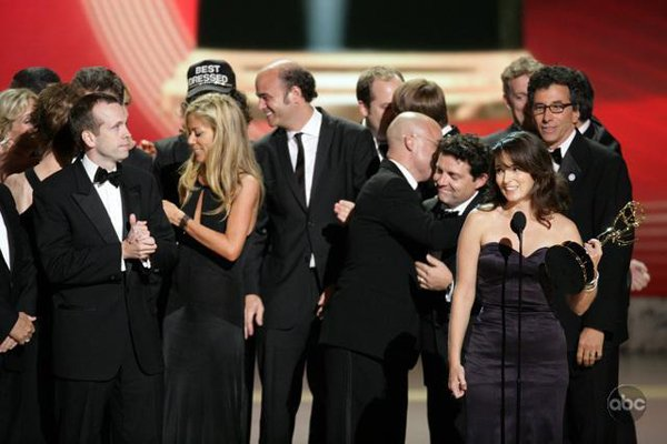 Mad Men And 30 Rock Among The List Of Emmy Winners #3380