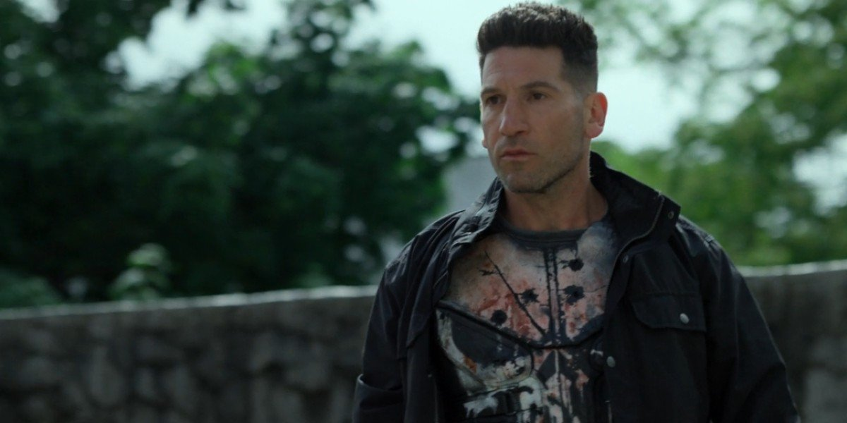 Jon Bernthal as the fourth live-action Punisher
