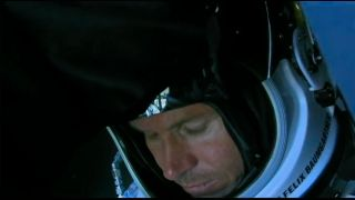Baumgartner Closeup After Jump Scrubbed