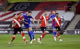 Southampton v Leicester City – Premier League – St. Mary's Stadium