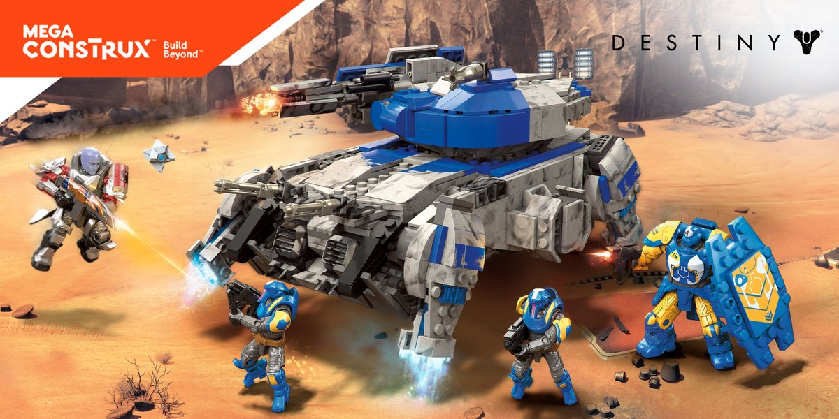 That Mega Bloks Destiny 2 rumour might be true  Here's what
