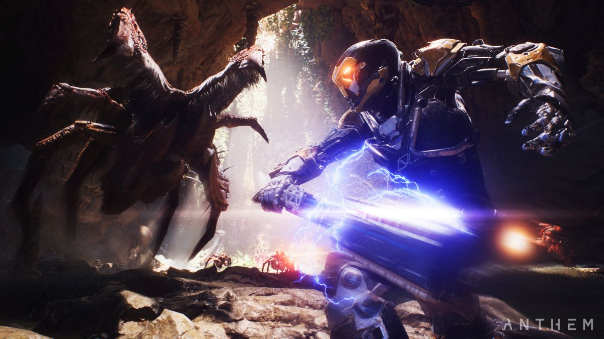 Anthem demo balance will be 'super different' from full release