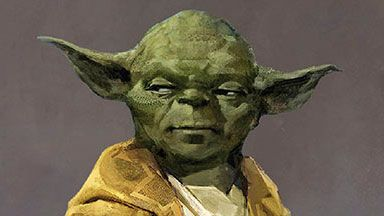Younger Yoda is this year's hottest character design thumbnail