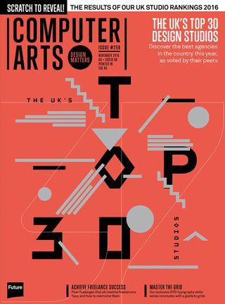 The Uk S Top 30 Design Studios Revealed