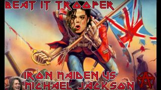 Beat It The Trooper Iron Maiden Michael Jackson