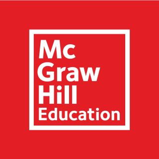 McGraw Hill Education square red logo