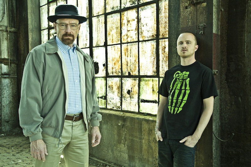 Breaking Bad Season 5 Photos Show The Cast And Walter White's Partner Relationships #22569