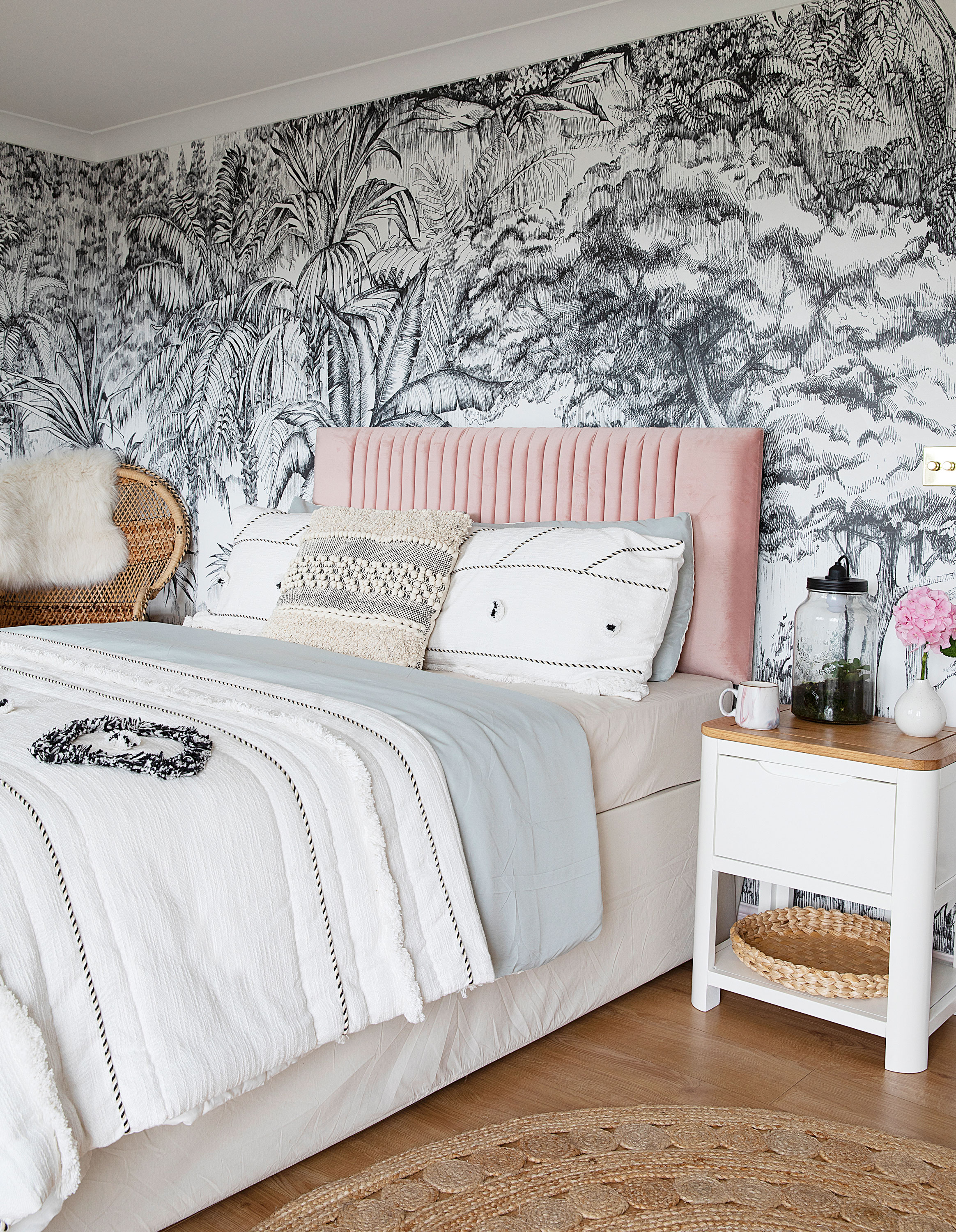 How To Design A Mural Real Homes