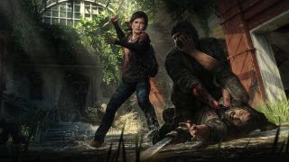 The Last of Us keyart
