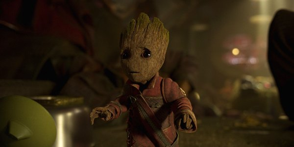 Why it 39 s tough to compete with baby groot according to - Guardians of the galaxy 2 8k ...