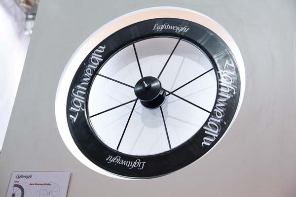Lightweight wheel, Eurobike 2011