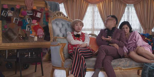 Joy Post-It In Crazy Rich Asians