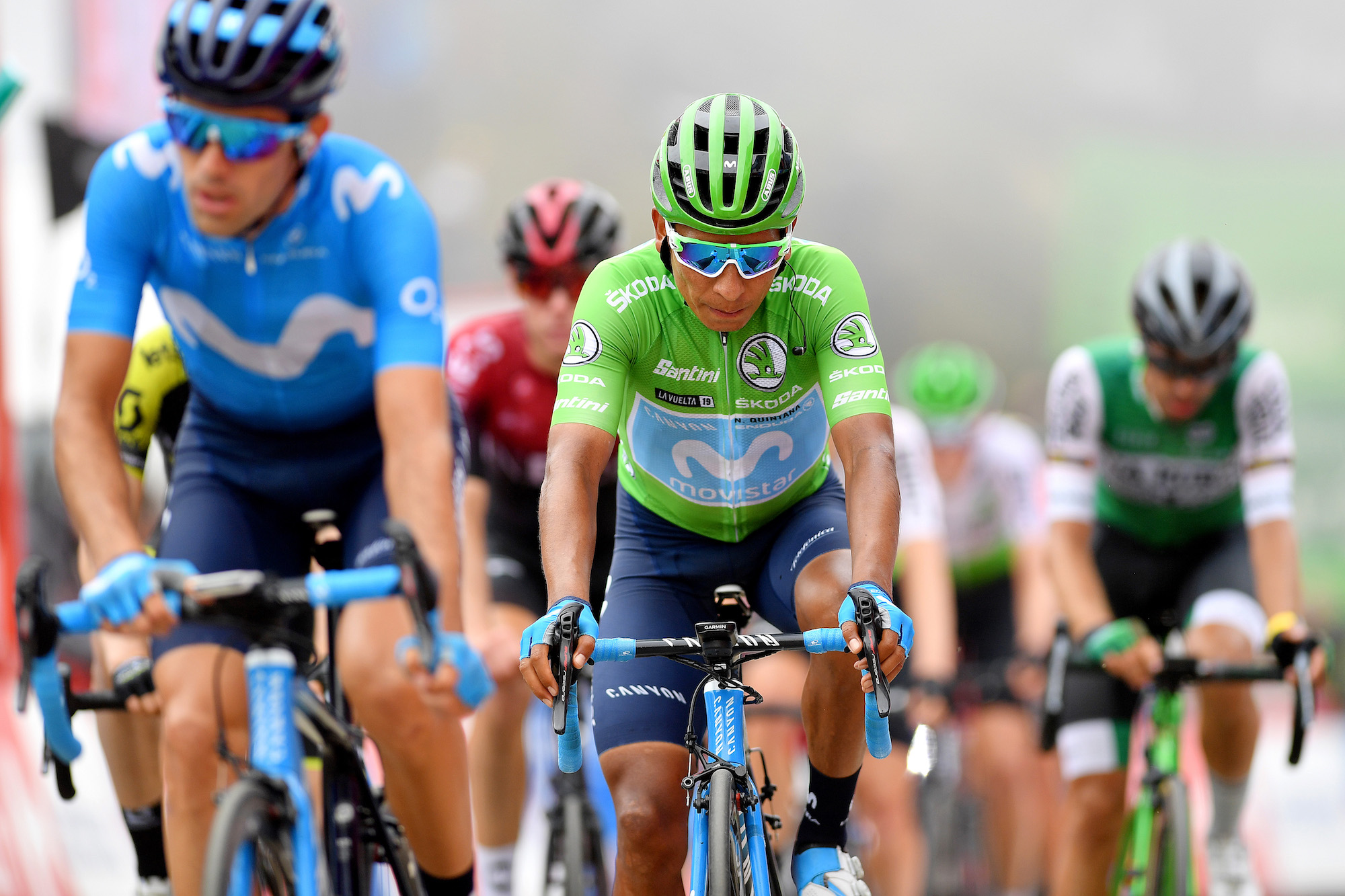 'Nairo Quintana wanted a team with new challenges and can still win Tour de France' says Arkéa-Samsic boss