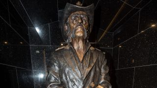 The Lemmy statue