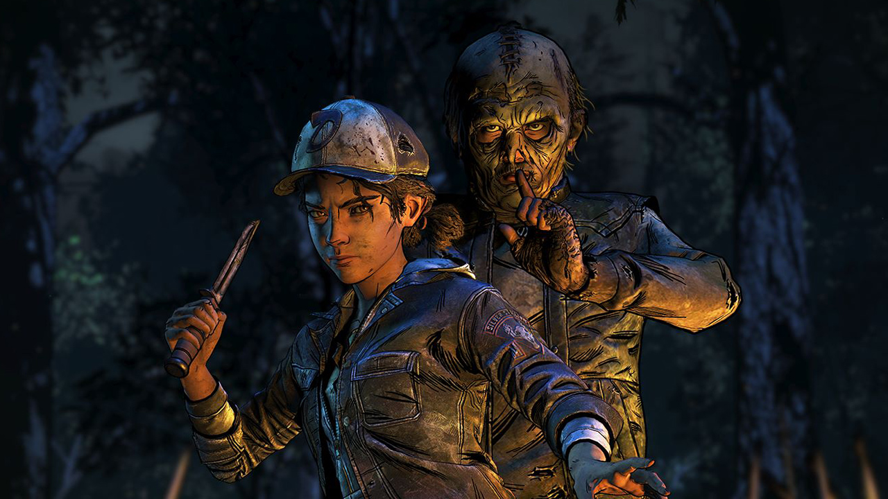 The Walking Dead: The Telltale Definitive Series is out now