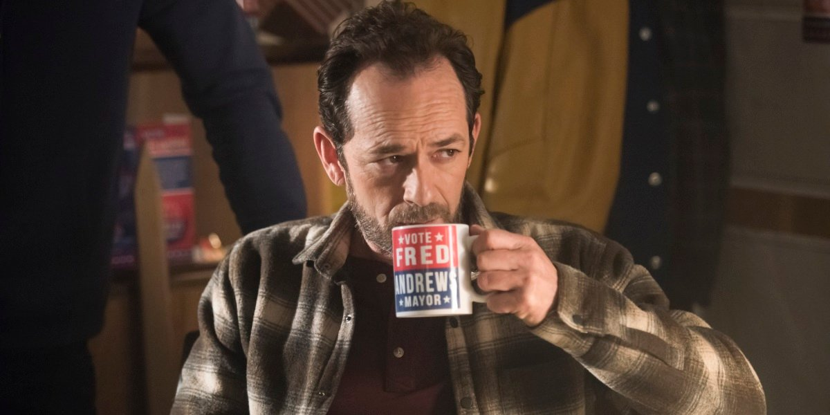 Luke Perry Fred Andrews Riverdale The CW