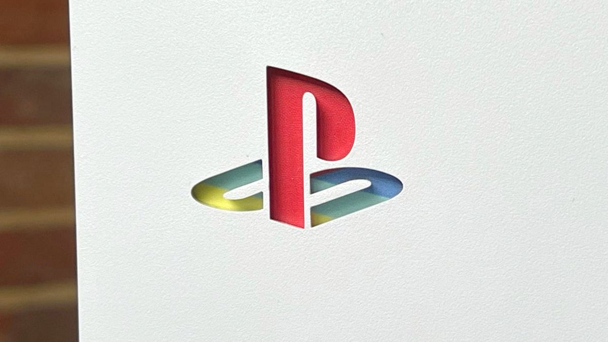 Here's how to give your PS5 a retro feel with a single sticker