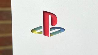 PS5 PlayStation logo sticker