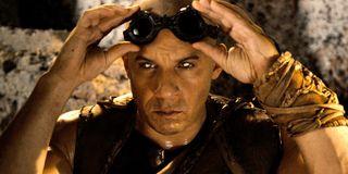 Vin Diesel as Riddick