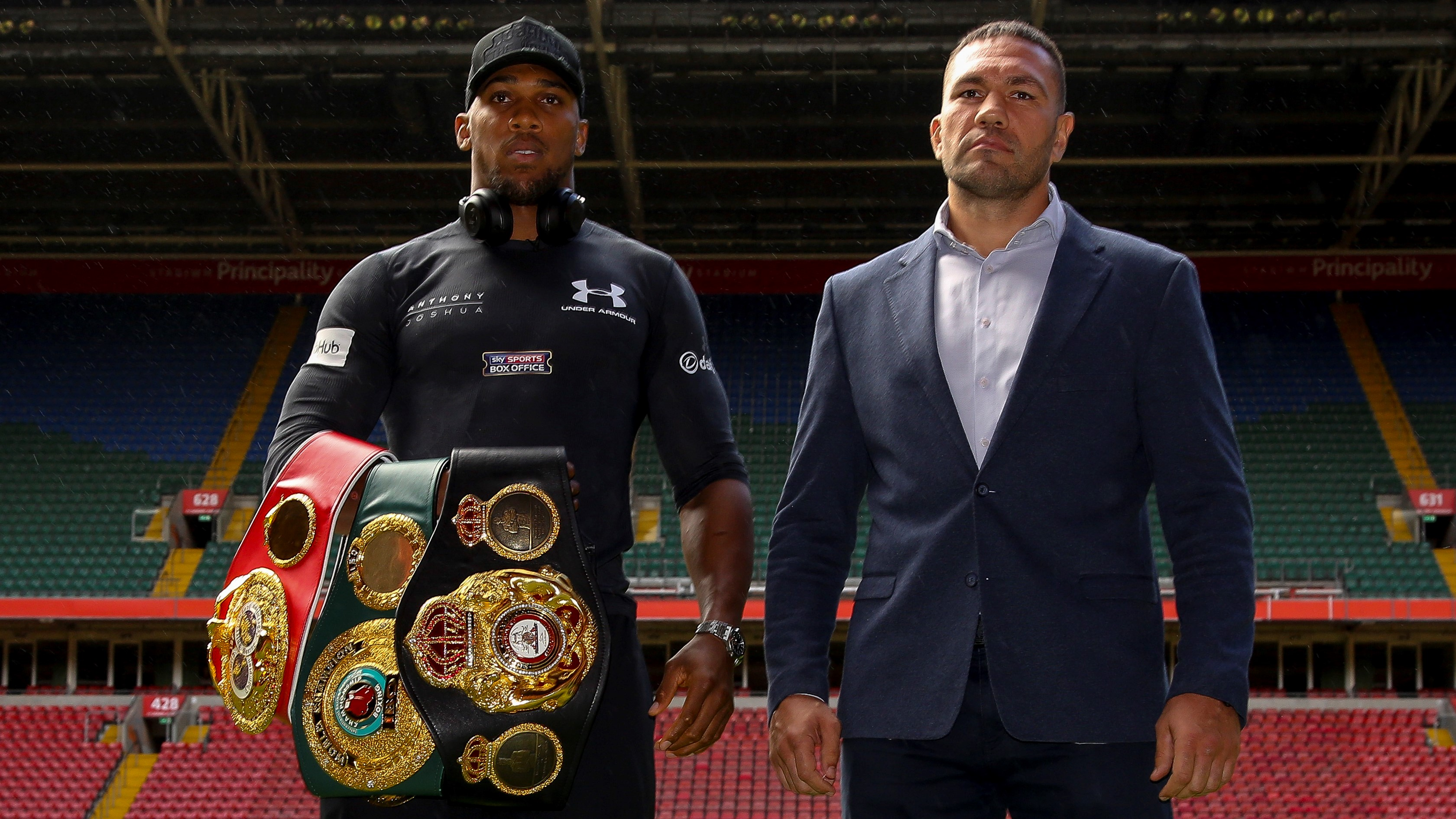 Joshua vs Pulev live stream: how to watch the fight online from anywhere right now