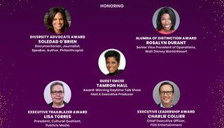 T. Howard 2021 Diversity Awards
