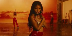 As The Little Mermaid Shifts Filming, Looks Like Halle Bailey's Committing To Ariel's Red Hair
