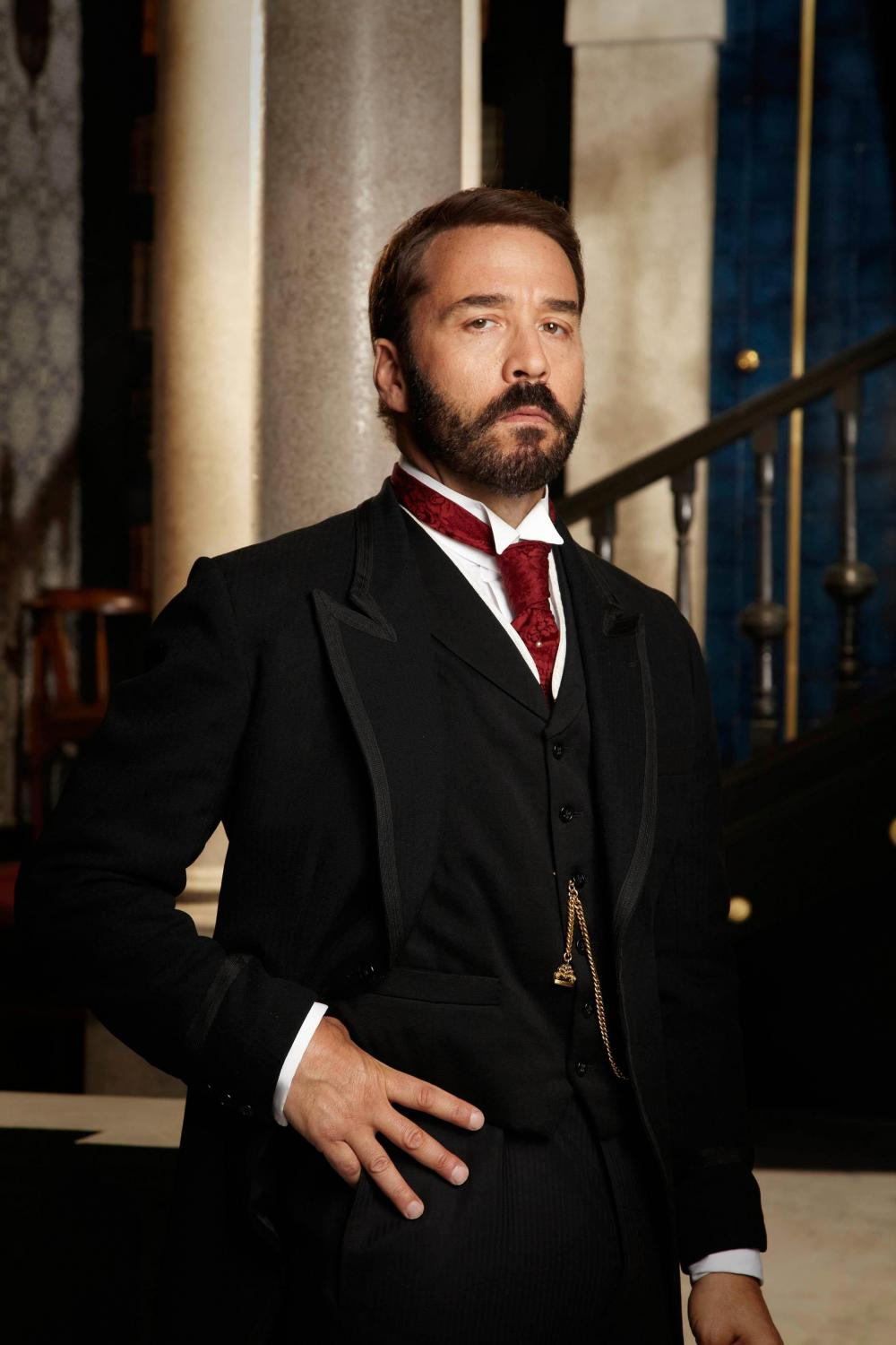 INSIDER: Mr Selfridge star Jeremy Piven shares his show secrets – and what's coming next images