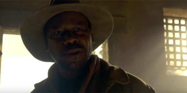 Rufus shows up in Timeless finale
