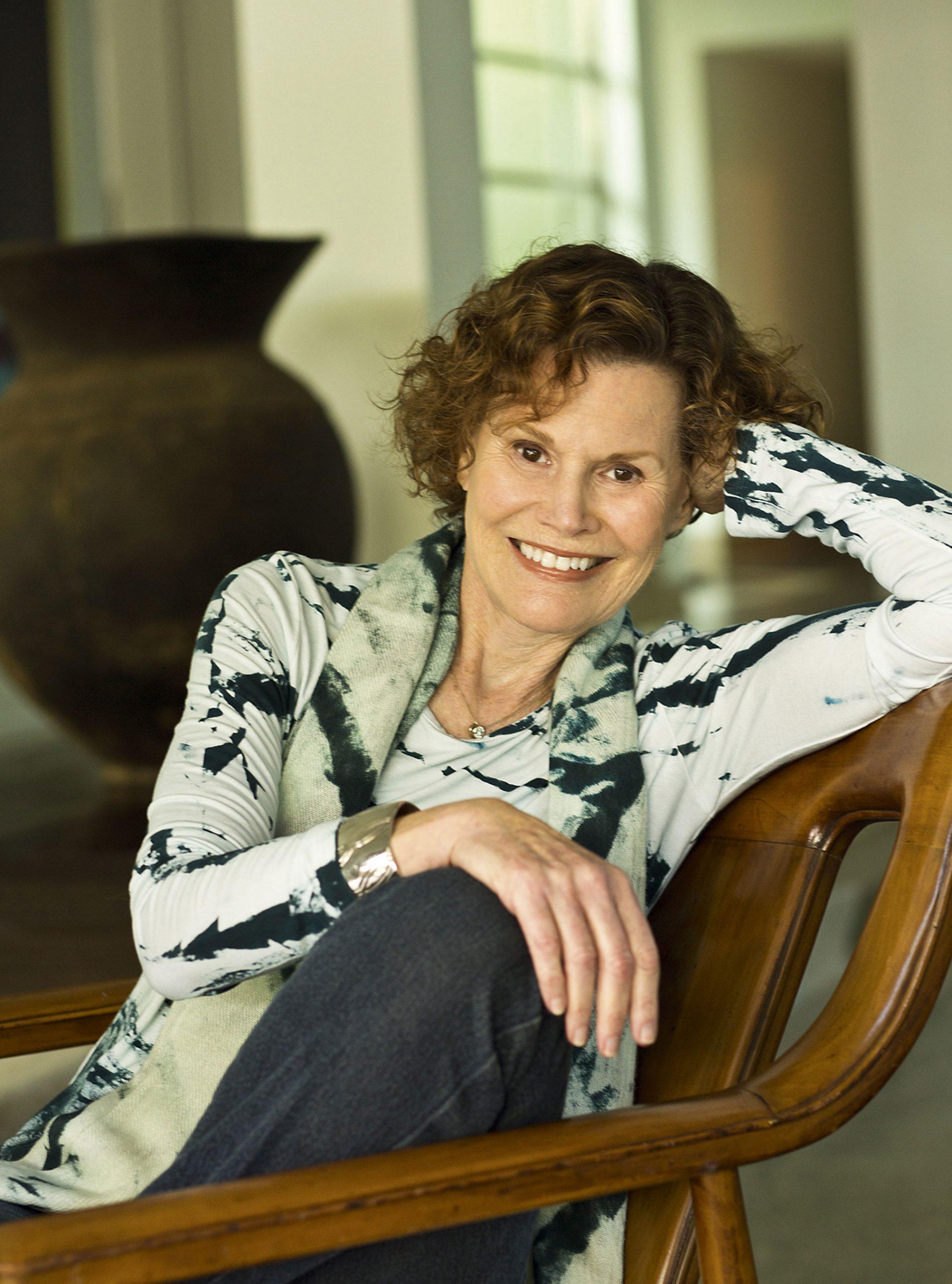 Judy Blume photo