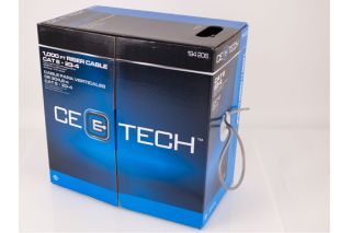 recall, Home Depot, CE Tech 1,000 ft riser cable