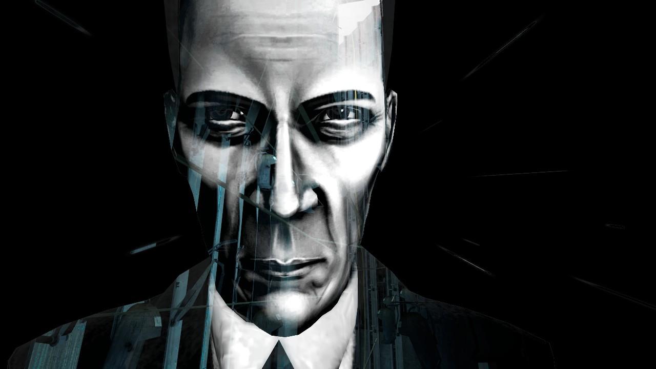 Seeing Half-Life's G-Man with smooth skin brings me deep discomfort