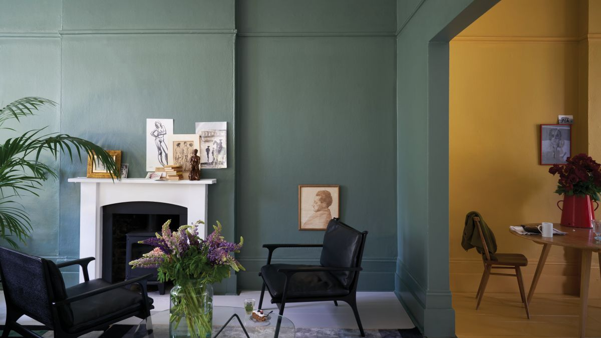 How to use a colour wheel for interior design and colour