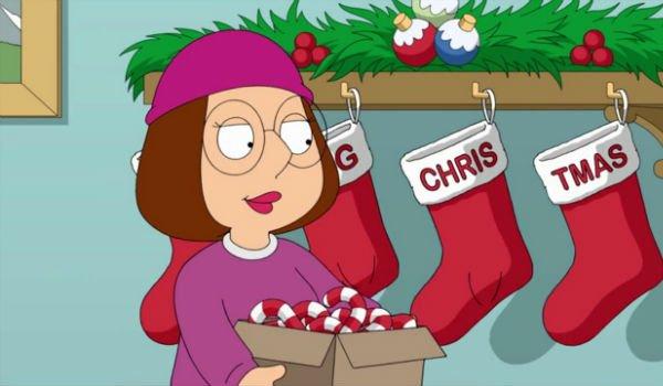 Meg Griffin Family Guy