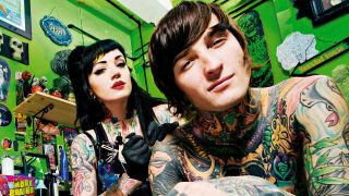 Suicide Silence Mitch Lucker
