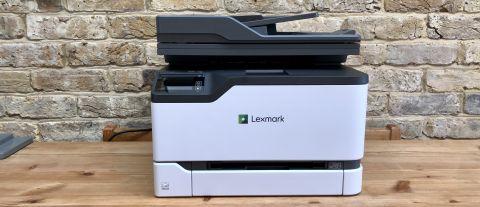 Lexmark MC3326i Review