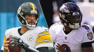 Steelers vs Ravens live stream