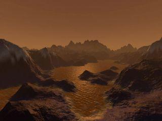 Titan Has More Oil Than Earth