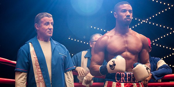 authentic quality in stock pick up How Much Muscle Michael B. Jordan Packed On For Creed II ...