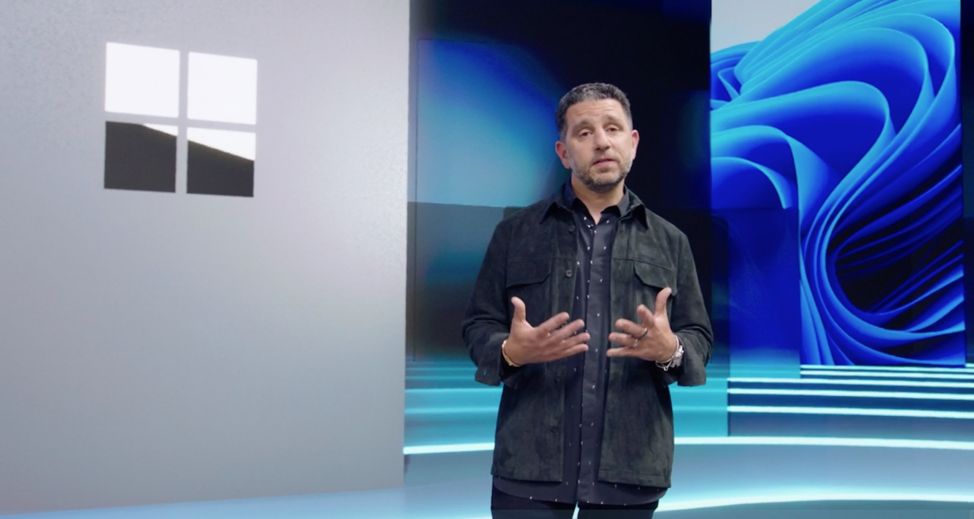 Panos Panay at Surface Event