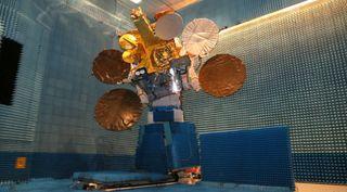 Eutelsat 9B Satellite