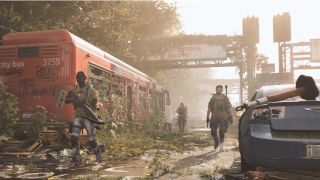 The Division 2 has been a great success with only a fraction of the physical sales its predecessor amassed. Image Credit: Ubisoft