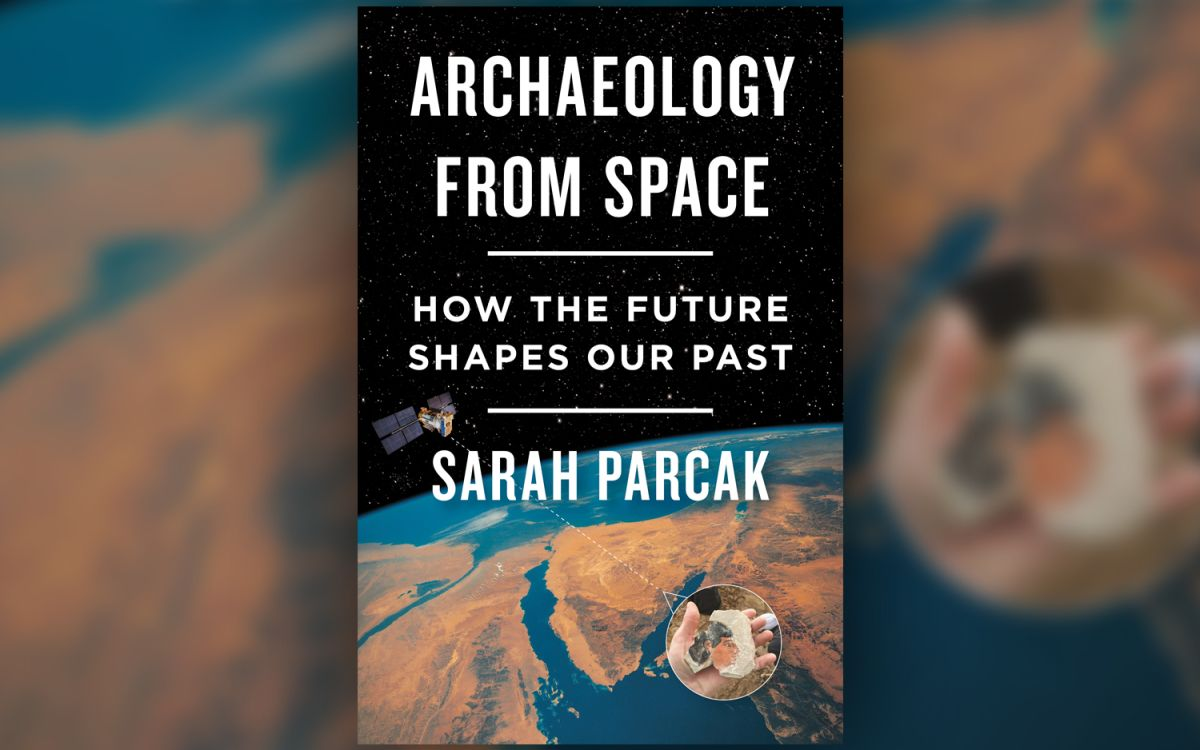Book Excerpt: 'Archaeology From Space'