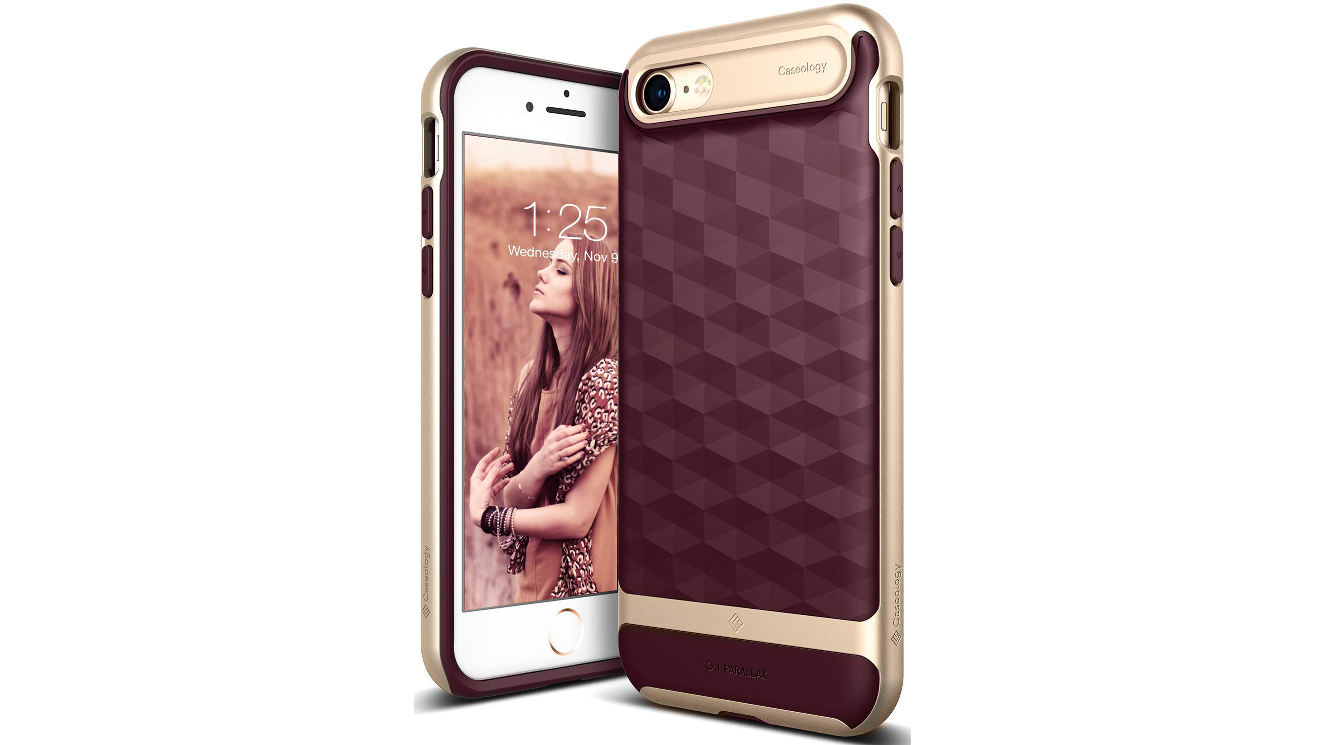 Caseology iPhone 7 Parallax Case
