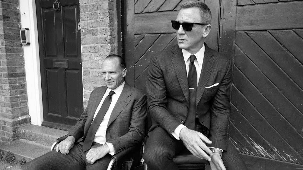 Leica x James Bond exhibition celebrates 25 years of 007 films