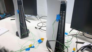 PlayStation 5 Thermal Testing