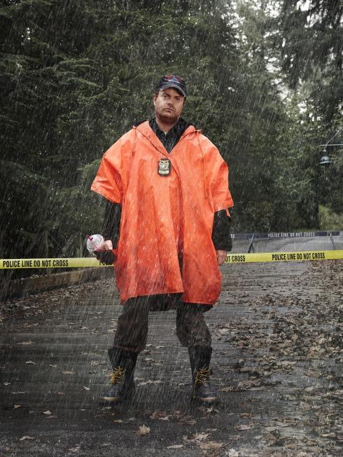 Rainn Wilson Is A Wry And Rugged Detective In Fox's Backstrom Trailer #31336
